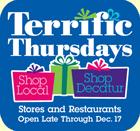 Terrific Thursdays